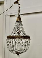 French Empire Style Tent Chandelier (4 of 7)