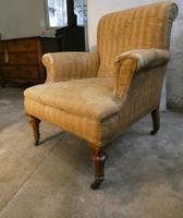 Neat 19th Century Armchair