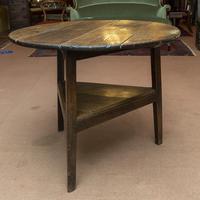 Oak Cricket Table - Wonderful Colour (2 of 4)
