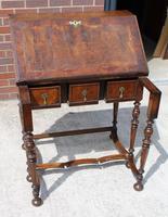 1850s Early Style Walnut Bureau (5 of 7)
