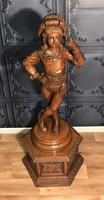 Italian Carved Hardwood Figure of a Boy (19 of 23)
