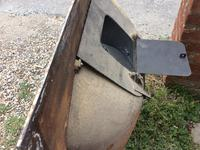 Antique Cast Iron Fireplace Insert with Hob Shelves (2 of 3)