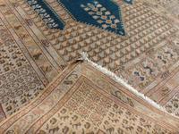 Antique turkish panderma prayer rug (5 of 6)