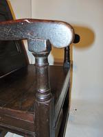 Late 17th Century Oak Wainscot Chair (9 of 11)