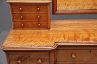 19th Century Satin Birch Dressing Table (12 of 14)