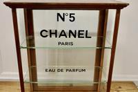 Chemist Shop Perfume Display Cabinet, Chanel No 5 (3 of 5)