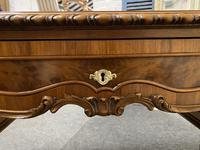 Fine Quality Burr Walnut Desk (11 of 25)