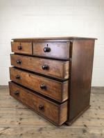 19th Century Antique Oak Chest of Drawers (8 of 13)