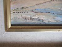 Wyn Appleford Oil on Canvas of St Ives Harbour, Cornwall (3 of 5)