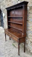 18th Century Georgian Oak Dresser (5 of 16)