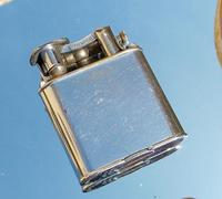 Rare Stunning Art Deco Alfred Dunhill Lift Arm Lighter & Pouch c.1920 (11 of 12)