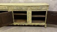French early oak sideboard (5 of 22)
