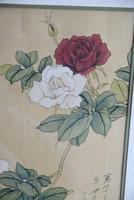 3 x Chinese Botanical Watercolours (10 of 12)