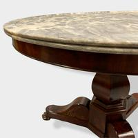 French Empire Marble Top Gueridon Centre Table (7 of 9)