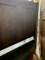 Late 18th Century Box Seated Oak Settle (15 of 19)