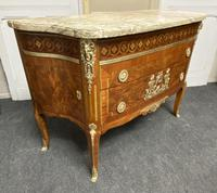 Finest Quality French Antique Commode Chest of Drawers (18 of 32)