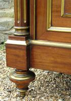 19th Century French Directoire Style Mahogany Bookcase Cabinet (6 of 11)