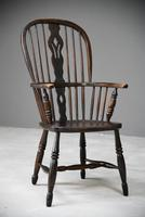 Antique Country Windsor Chair (4 of 12)