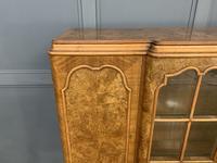 Burr Walnut Side Cabinet (10 of 18)
