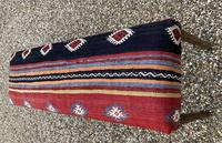 Kilim Covered Bench Stool (3 of 8)