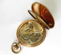 Antique 1920s Swiss Pocket Watch (3 of 5)