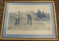 Sabbath Breakers' Antique Golf Engraving by J. C. Dollman, 1896 (5 of 6)