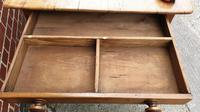 French Fruitwood Kitchen Dining Table (14 of 15)