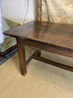Late 19th Century Oak Farmhouse Table (2 of 7)
