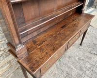 18th Century Georgian Oak Dresser (16 of 16)