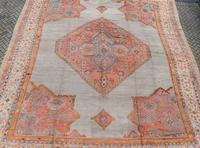 Massive Antique Ushak Carpet 597x525cm (3 of 13)