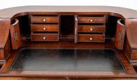 Regency Style Mahogany Carlton House Desk c.1900 (5 of 11)