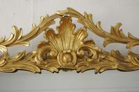 Victorian Large Giltwood Overmantle Mirror (4 of 12)