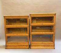 Pair of Globe Wernicke Bookcases (3 of 6)