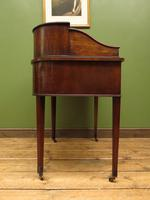 Antique 19th Century Carlton House Desk Mahogany Writing Table of Immense Character (26 of 30)