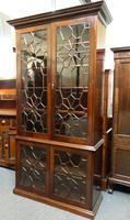 Large Mahogany Cabinet (5 of 6)