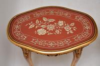 Pair of Antique French Style Giltwood Side Tables (7 of 10)