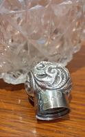 Silver Topped Perfume Bottle (4 of 5)