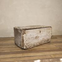 19th Century Rustic Painted Country House Trunk - Coffee Table (2 of 16)