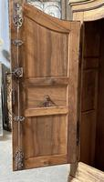 18th Century French Fruitwood Armoire (7 of 19)