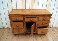 19th Century Pine Dresser Base (13 of 14)