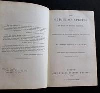 1873 Charles Darwin The Origin of Species by Means of Natural Selection (2 of 4)