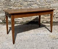 Small Antique French Elm Farmhouse Table (11 of 22)