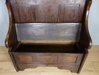 Victorian Vernacular Pine Poker Work Bench (7 of 10)