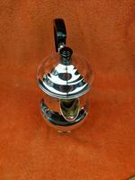 Vintage Silver Plate Coffee Pot Garrard & Co Ltd (5 of 9)