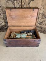 Military Campaign Trunk & Kit (9 of 10)