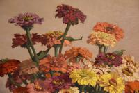 """Oil Painting by John Ernest Foster """"Summer Blooms"""" (5 of 7)"""