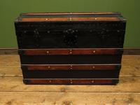 Antique Dome Top Pirates Trunk Storage Chest (7 of 12)