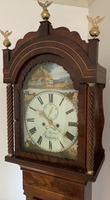 Mahogany Eight Day Victorial Longcase Clock (5 of 11)