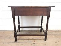 Antique English Side Table (10 of 10)