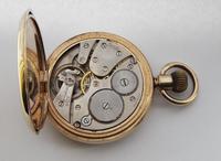 Antique Limit Full Hunter Pocket Watch (6 of 6)
